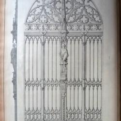 DUC_VO_PL121_F79 – Porte gothique du XIV siècle