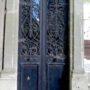 Portes de chapelles sépulcrales (2)  - Division 70 - Cimetière du Père Lachaise - Paris (75020) - Image8
