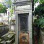 Portes de chapelles sépulcrales - Division 19 - Cimetière du Père Lachaise - Paris (75020) - Image8