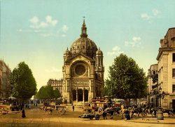 Église Saint-Augustin – Paris (7500)