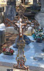 Croix funéraires identifiées – Cimetière de la ville – Cahors