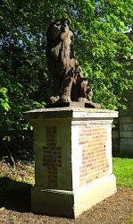 Lions – Château de Tilloloy – Tilloloy