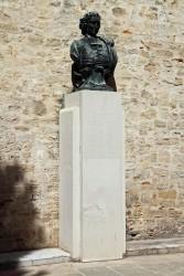 Buste de l'Abbé Jean-Baptiste Fabre – Montpellier