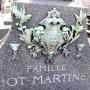 Tombe de la famille Guiot - Martineau - Cimetière du Père-Lachaise - Paris (75020) - Image1