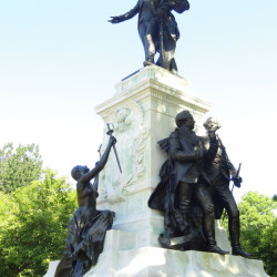 Monument à Lafayette  – Washington, D.C