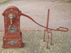 Pompe à bras – Labastide-du-Temple