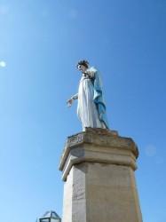 Vierge – Saint-Clément-de-Valorgue