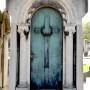 Portes de chapelles sépulcrales - Division 96 (2 - 2) - Cimetière du Père Lachaise - Paris (75020) - Image10