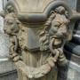 Vases sur gaine (2) – Cementerio de la Recoleta – Buenos Aires
