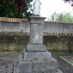 Statue de l'Immaculée Conception – Chevigney-sur-l'Ognon
