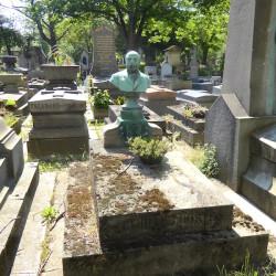Tombe de la famille Lhoste – Cimetière du Père-Lachaise – Paris (75020)