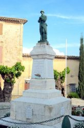 Monument aux morts – Connaux