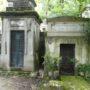 Portes de chapelles sépulcrales - Division 17 - Cimetière du Père Lachaise - Paris (75020) - Image12