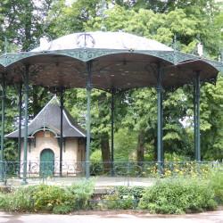 Kiosque à musique – Jardin des Promenades – Mazamet