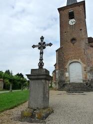Croix de chemin – Sens-sur-Seille