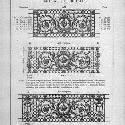 CAP_PL0034 – Balcons de croisées