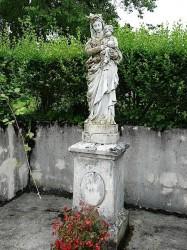 Vierge à l'enfant – Montjay
