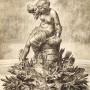 DUC_VO_PL405_F261 - Roseaux et statue pour jets d'eau - Image1