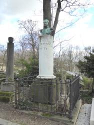 Monument au général Ruty – Cimetière du Père-Lachaise – Paris (75020)