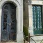 Portes de chapelles sépulcrales  - Division 18 - Cimetière du Père Lachaise - Paris (75020) - Image19
