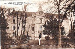 Buste de Sully (Fondu, remplacé) – Nogent-le-Rotrou