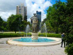 Pomone ou l'Automne – Plaza Moreno – La Plata