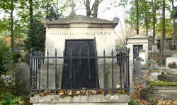 Portes de chapelles sépulcrales – Division 22 – Cimetière du Père Lachaise – Paris (75020)