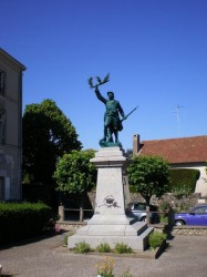 Monument aux morts – Vouvant