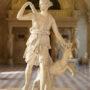 Diane chasseresse (ou à la biche) - Evreux - Image11