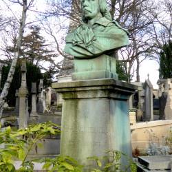 Tombe Lachambeaudie – Cimetière du Père Lachaise – Paris (75020)