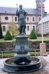 Fontaine de Diane  – Moyenmoutier