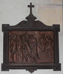 Chemin de croix – Lanouaille