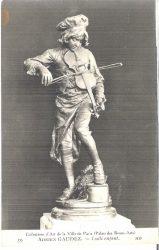 Monument à Lully enfant (fondu) – Saint-Maur-des-Fossés