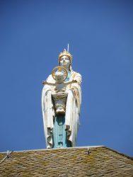 Vierge de la tour de Peyrebrune   – Alrance