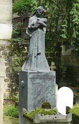 Monument à Auguste Comte et au positivisme – Cimetière du Père Lachaise – Paris (75020)