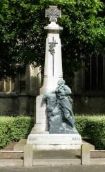 Monument aux morts – Ecoust-Saint-Mein