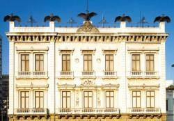 Cinq Aigles (fondus et remplacés) – Musée  de la République – Cinco Águias –  Museu da República – Rio de Janeiro