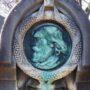 Médaillon de Félix Vialay - Cimetière de Montparnasse - Paris (75014) - Image1