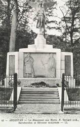 Monument aux morts de 14-18 – Argentan