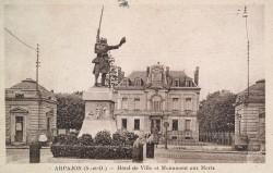 Monument aux morts de 14-18 – Arpajon