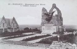 Monument aux morts de 14-18 – Bailleul