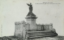Monument aux morts de 14-18 – Bègles