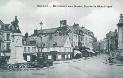 Monument aux morts de 14-18 – Bolbec