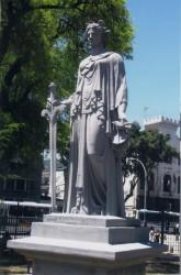 La Justice  – Place Tiradentes  – A Justiça – Praça Tiradentes – Rio de Janeiro