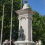 Monument aux morts de 14-18 (en partie fondu et remplacé) - Narbonne - Image8