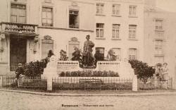 Monument aux morts de 14-18 – Bonsecours