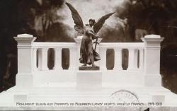 Monument aux morts de 14-18, ou La Victoire – Bourbon-Lancy