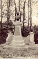 Monument à Raoul Ancel  (fondu) – Gonfreville-l'Orcher