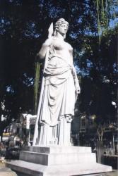 La Liberté  – Place Tiradentes –  A Liberdade – Praça Tiradentes – Rio de Janeiro