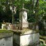 Entourages de tombes  - Division 17 - Cimetière du Père Lachaise - Paris (75020) - Image2